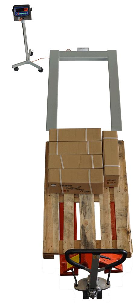 Palettenwaage U-Form PLUS+