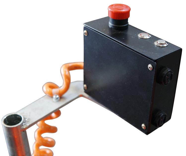 Scherenhubwagen Elektrisch mit Positionskontrolle PLUS+